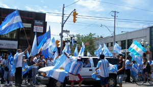Argentinawon