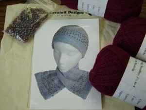 Beadedscarf