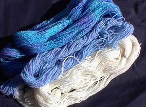 bluehandspuns