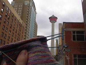 Calgarytower