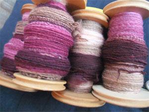 Pinkbrownbobbins300809