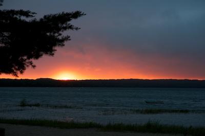sunset 2014-07-11