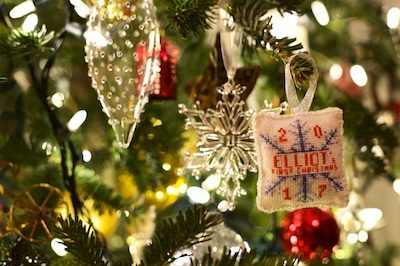 elliotsfirstchristmasornamentbetter 2017-12-11